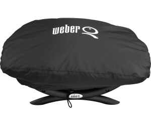 Weber Holzkohlegrill Q Serie : Weber abdeckhaube premium für q serie ab