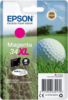 Epson 34XL magenta (C13T34734010)