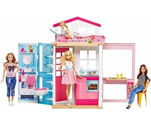 Letto A Castello Barbie.Barbie Casa Di Vacanza Componibile A 40 99 Oggi Miglior