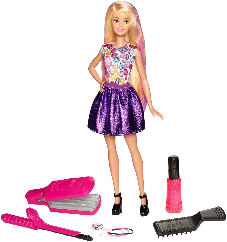Barbie Locken und Wellenspaß Set (DWK49)
