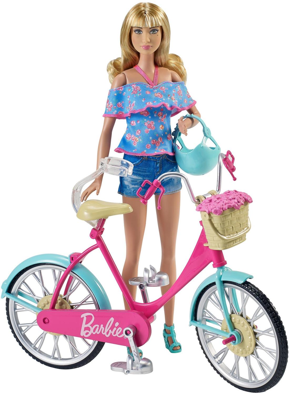 Barbie Fahrrad (DVX55)