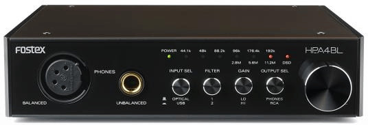 Image of Fostex HP-A4BL