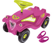 Kinderfahrzeuge Bobby Car Big-bobby-car Flower Mit Schuhschoner
