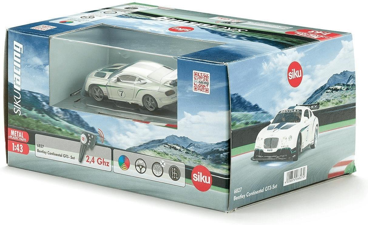 Siku Bentley Continental GT3-Set (6827)