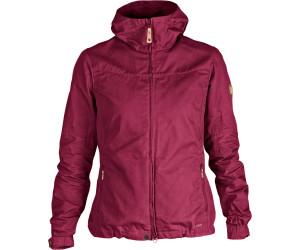 Fjällräven Stina Jacket W plum ab 115,88 €   Preisvergleich