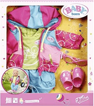 BABY born Play&Fun Fahrrad Outfit (823705)