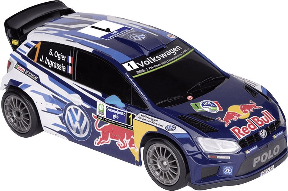 Nikko 36947 VW Polo WRC 1:16