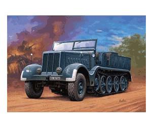 Revell Modellbausatz Sd Kfz 9 FAMO Kettenfahrzeug Maßstab 1:72 // Nr.: 03141