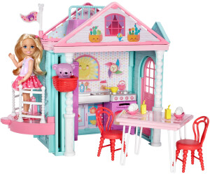 Barbie club chelsea a 6 99 miglior prezzo su idealo for Casa di malibu di barbie