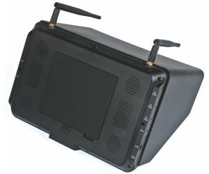 Resultado de imagen de FPV Monitor 9 Zoll HD 5,8 GHz Diversity
