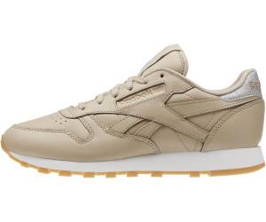 Reebok Classic Leather Met Diamond W shoes white
