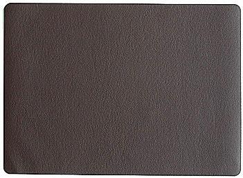 ASA Tischset Kunstleder schoko  33 x 46 cm