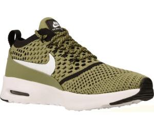 Nike Air Max Thea Flyknit palm greenblackwhite ab € 64,95