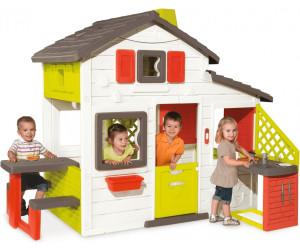 smoby friends house au meilleur prix sur. Black Bedroom Furniture Sets. Home Design Ideas