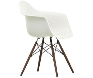 Eames Plastic Armchair : Vitra eames plastic armchair daw neue höhe weiß ab