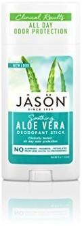 Jason Natural Soothing Aloe Vera Deodorant Stick