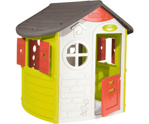 smoby jura haus 310263 ab 197 71 preisvergleich bei. Black Bedroom Furniture Sets. Home Design Ideas