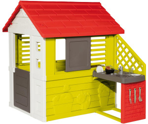 Sommerküchen Kaufen : Smoby natur haus mit sommerküche ab 129 00 u20ac preisvergleich bei