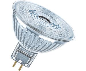 OSRAM LED SUPERSTAR GLAS MR16 GU5.3 5W=35W 350lm warm weiß 2700K 36° dimmbar 1er