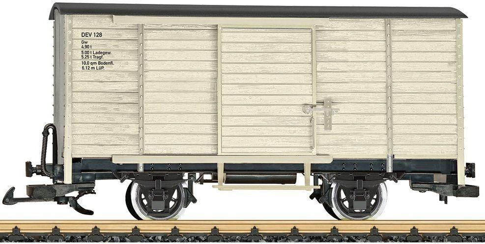 LGB Gedeckter Güterwagen, DEV (43262)