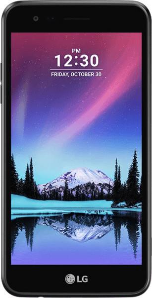 "LG K4 UK 5"" 8GB Unlocked Smartphone - Black"