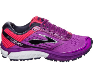 Brooks Damen Ghost 9 W Laufschuhe, Pink (Purplecactusflower/Divapink/Patriotblue), 37.5 EU