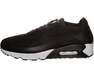Nike Air Max 90 Ultra 2.0 Flyknit 'Black & White'. Nike SNKRS