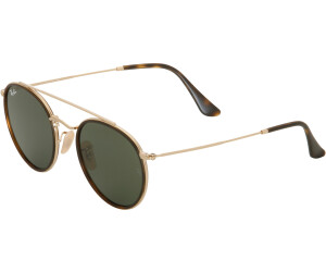 821387e6ebf874 Ray-Ban Round Double Bridge RB3647N au prix de 69,60 € sur idealo.fr
