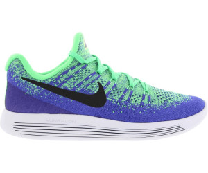 Nike LunarEpic Low Flyknit 2 Herren Laufschuh Electro Green