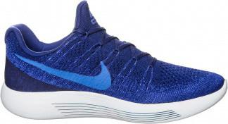 Nike LunarEpic Low Flyknit 2 deep royal blue/medium blue