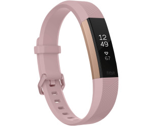 Fitbit Alta Aktivitäts-Tracker Schwarz Größe L