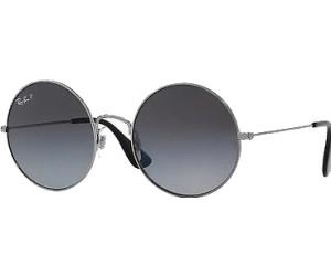 RAY BAN RAY-BAN Damen Sonnenbrille »Ja-jo RB3592«, goldfarben, 001/F7 - gold/blau