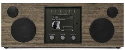 Image of Como Audio Duetto Walnut