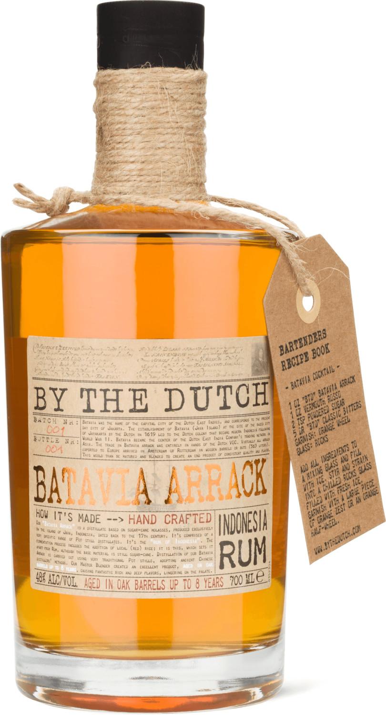 By the Dutch Batavia Arrak 0,7l 48%