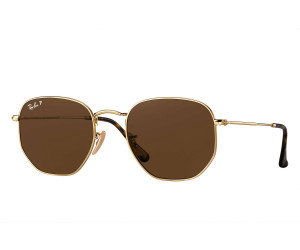 cf117b11653f9 Buy Ray-Ban Hexagonal Flat Lenses RB3548N from £79.99 – Compare ...