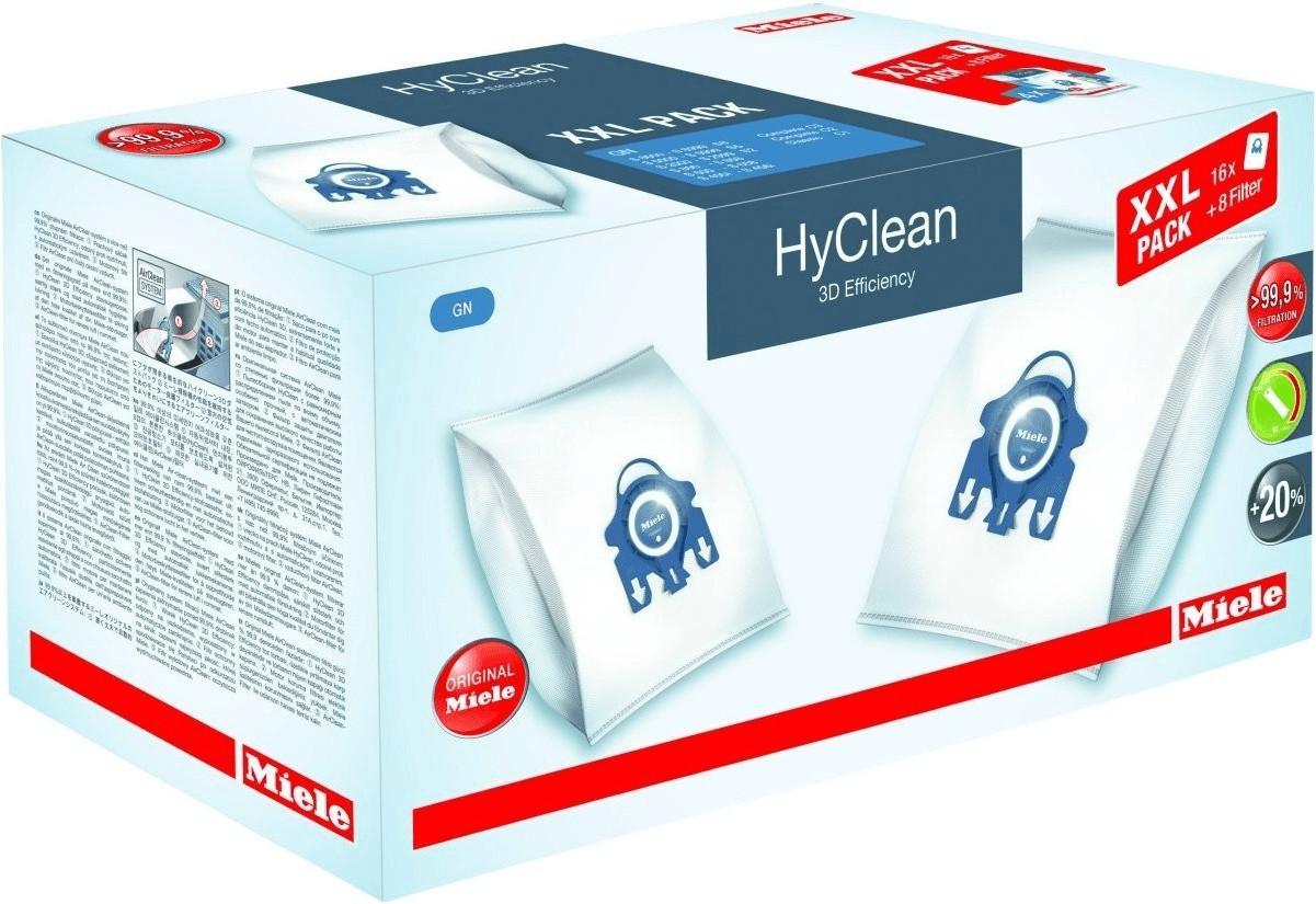 Miele GN XXL HyClean 3D Staubbeutel weiß (10454...