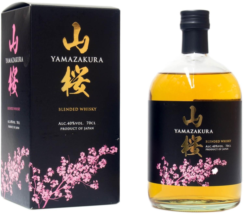 Yamazakura Blended Whisky 40% 0,7l