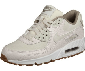 Nike Air Max 90 Premium - Damen beige Gr. 40,5 bei Runners Point