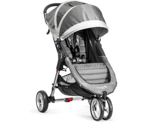 Image of Baby Jogger City Mini 3 -Steel/Gray (2016)