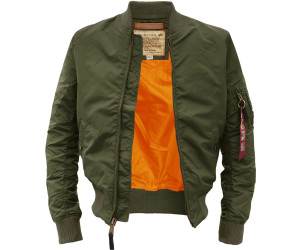 Alpha Industries MA 1 TT Man dark green ab 104,90