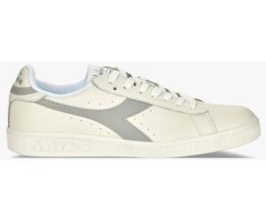 466892efc258c Diadora Game L Low Waxed bianco grigio alluminio bianco a € 65