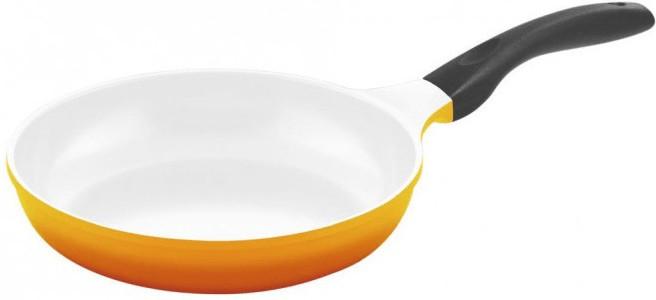 Culinario Keramikpfannen 24 cm gelb (051561)