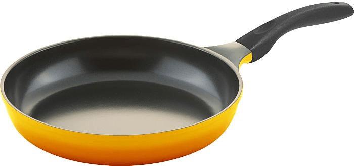 Culinario Keramikpfannen 24 cm gelb (051035)