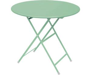 emu arc en ciel tisch rund 80cm minzgr n 346 49 ab 154 00 preisvergleich bei. Black Bedroom Furniture Sets. Home Design Ideas