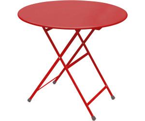 emu arc en ciel tisch rund 80cm 346 ab 109 00 preisvergleich bei. Black Bedroom Furniture Sets. Home Design Ideas