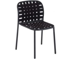 Emu Yard Stuhl schwarz/grau (500-24-62)