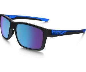 Oakley Herren Sonnenbrille Mainlink 926434, Schwarz (Matte Black/Prizmjadepolarized), 57