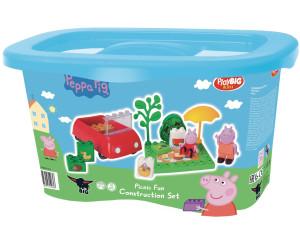 Big Playbig Bloxx Peppa Pig Picnic Fun Ab 13 25 Preisvergleich