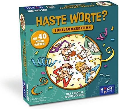 Huch Haste Worte? Jubiläums-Edition (879769)