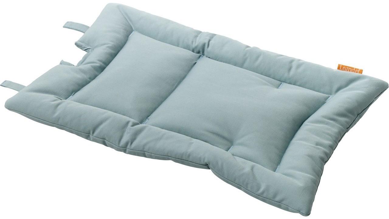 Leander Sitzkissen Misty Blue